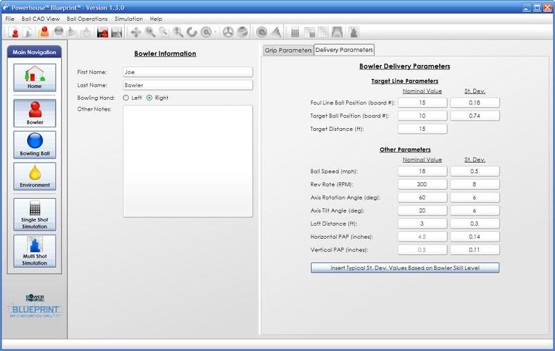 Blueprintbowling blueprint screenshots blueprint delivery parameters screen malvernweather Choice Image