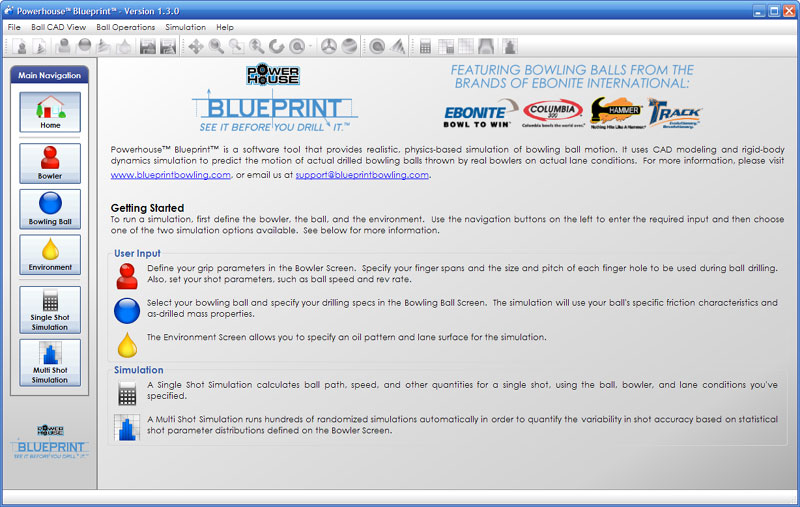 Blueprintbowling blueprint screenshots blueprint home screen malvernweather Image collections